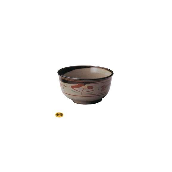 丼うどん・そば・海鮮花唐津5.5丼深口陶器美濃焼業務用食器