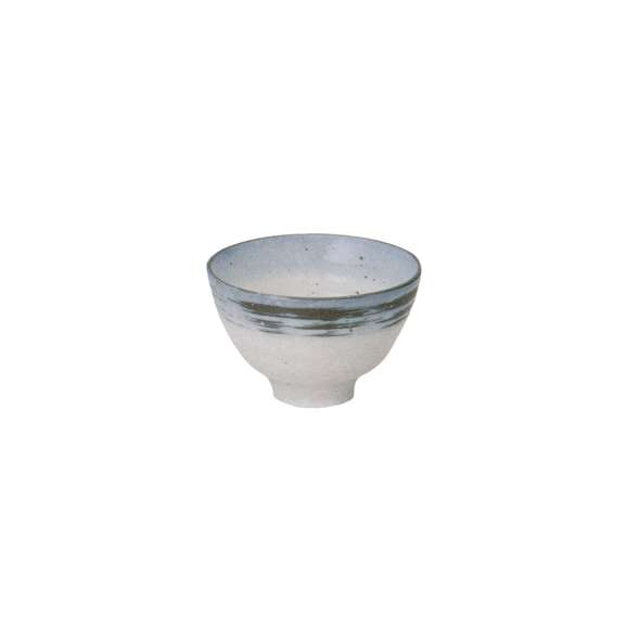 茶碗茶漬け丼けずりなごり雪食器陶器美濃焼日本製業務用食器