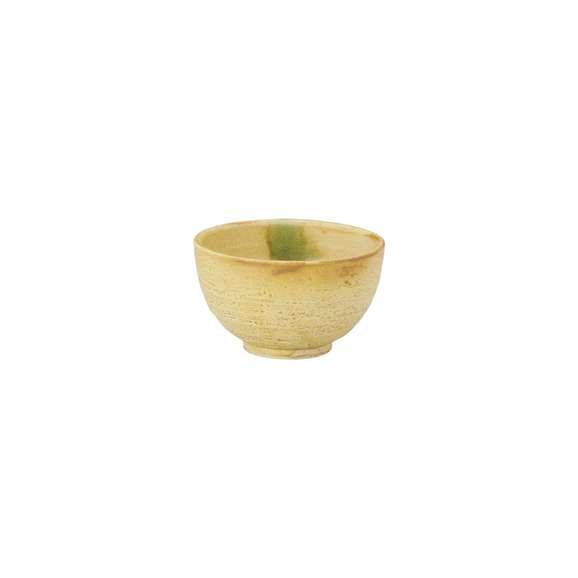 茶碗石目4.0丼黄花食器陶器美濃焼日本製業務用食器