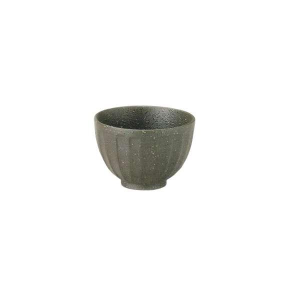 茶碗4.8丼けずり十草星空食器陶器美濃焼日本製業務用食器
