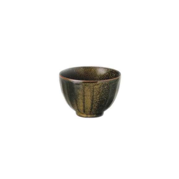 茶碗4.8丼けずり十草金華食器陶器美濃焼日本製業務用食器