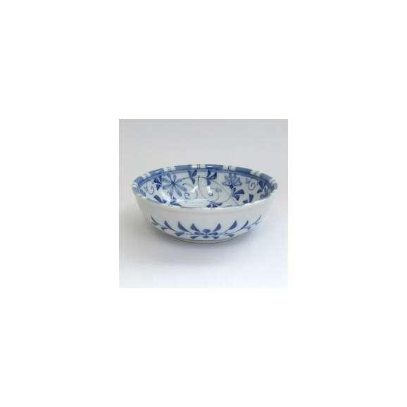 ボール春らんまん4.0白煮物鉢陶器美濃焼業務用食器