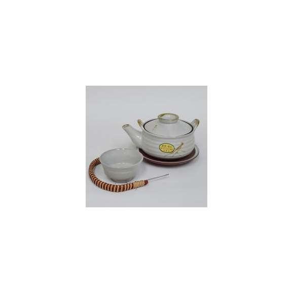 土瓶蒸しセット切立白松葉器業務用食器和食器