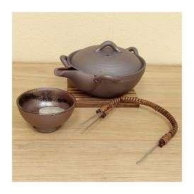 土瓶蒸し セット 耐熱 碗型 器 業務用食器 和食器 美濃焼