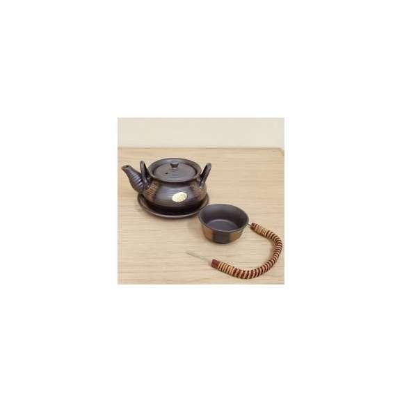 土瓶蒸しセット巾着型黒吹き器業務用食器和食器