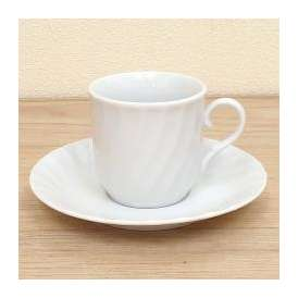 コーヒーカップソーサー キャロル 洋食器 美濃焼