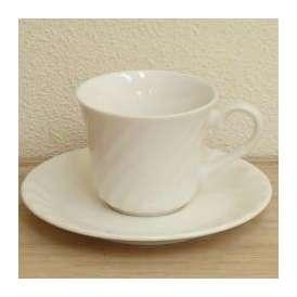 コーヒーカップソーサー ニューボーン 白 エスポアールコーヒーカップ/ソーサー 洋食器 業務用食器