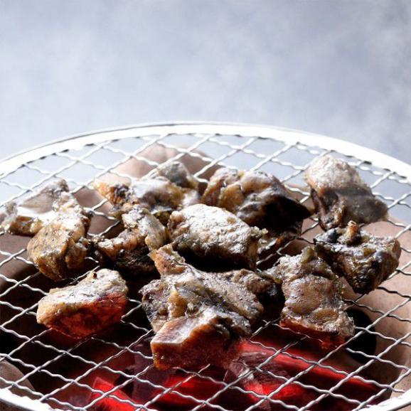 [のまえ]JIMONO 地頭鶏の炭火焼03