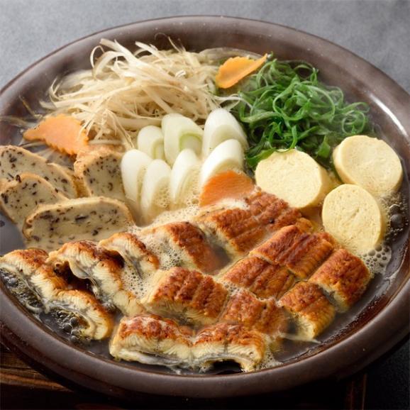 【期間限定】料亭の贅沢うなぎ鍋02