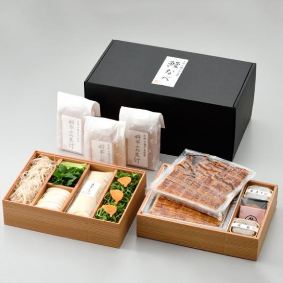 【期間限定】料亭の贅沢うなぎ鍋05