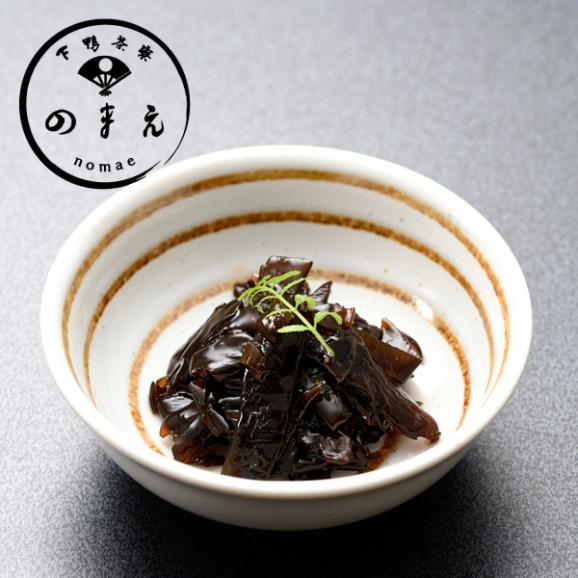[のまえ]JIMONO 本わさびと茎わかめ煮01