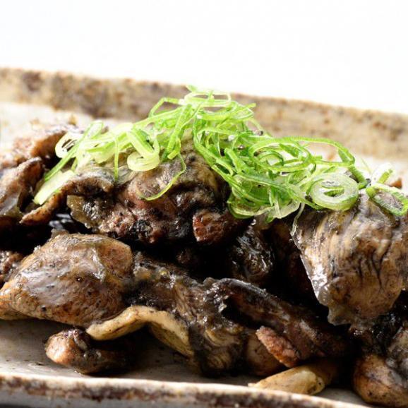 [のまえ]JIMONO「やわらかほたて燻油漬・地頭鶏の炭火焼・屋久島の鯖燻製」03