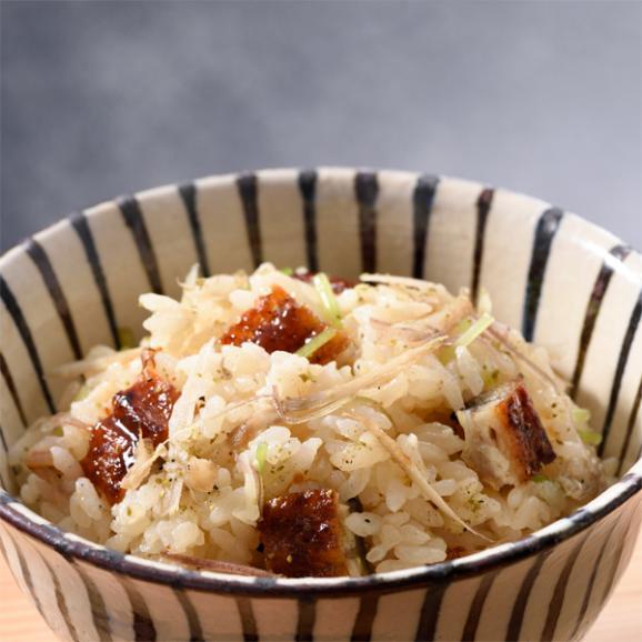 【夏季限定】鰻と牛蒡の炊込みご飯02