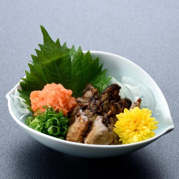 [のまえ]JIMONO「やわらかほたて燻油漬・牡蠣の一夜干し・屋久島の鯖燻製」03