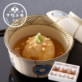 <京都 料亭 ギフト 内祝い 敬老の日 カード>京都に古くから伝わる京料理の一つ