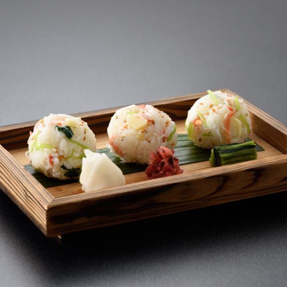 【冬季限定】蟹と慈姑の炊込みご飯03