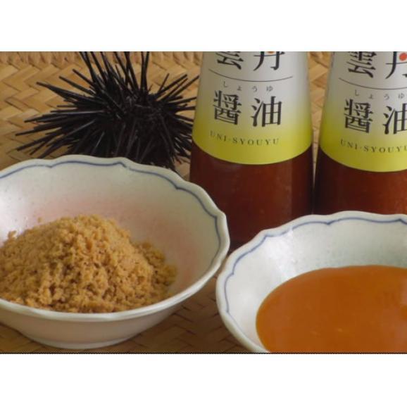 雲丹醤油 120ml05