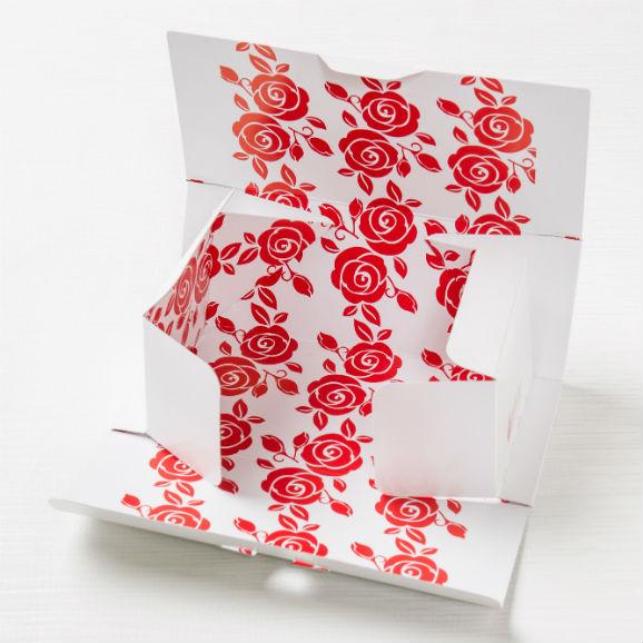母の日焼印入 スーパースターロール 【350g】母の日専用ギフトBOX入り03