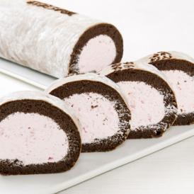 普段は照れくさくてなかなか伝えられない感謝の気持ちをロールケーキにのせてプレゼントしてみませんか?