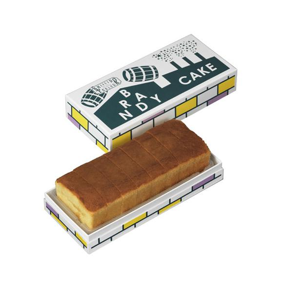 ブランデーケーキ01