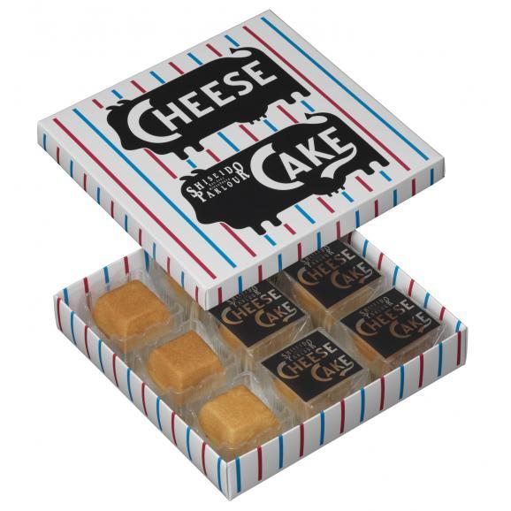 チーズケーキ 9個入02