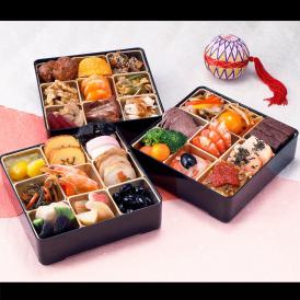 【おせち料理 2019年 吉祥】東京正直屋 和洋中おせち三段重「吉祥」