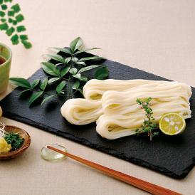 【送料込】六本木ヒルズ<麻布久徳>稲庭うどん 160g×5袋セット