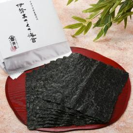 日本橋井上海苔店から、絶滅の危機にあったアサクサ株使用した三重県の伊勢あさくさ海苔をご紹介。