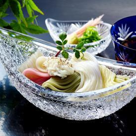 つるっとした食感と彩りが自慢!小豆島からお届けする4色の素麺