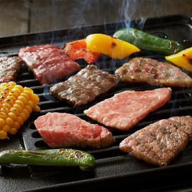 「肉の横綱」 と言われる伊賀牛を焼肉で! モモ肉とバラ肉の食べ比べセット