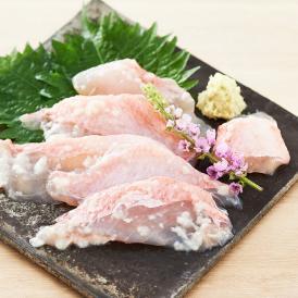 高知県室戸市産の朝どれ金目鯛を塩糀で味付けしました