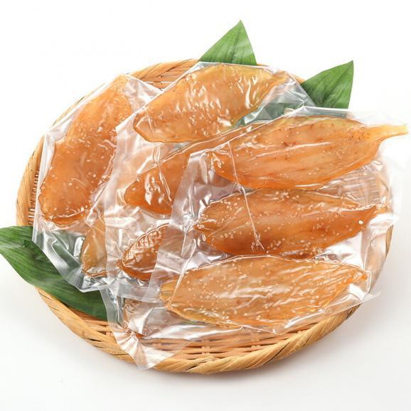 【送料込】【漁師の食卓】黄金フグのみりん干し 3袋入り02