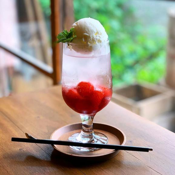 【送料込】冷凍勝占いちごと苺ジェラート4個セット06