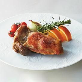 【送料込】〈ツムラ本店〉河内鴨もも肉コンフィ 2枚セット