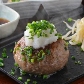 国産黒毛和牛100%飲めるハンバーグ 4個入り【肉フェス・スマステ・ヒルナンデス】