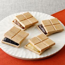 五穀を使うことで食感を愉しむことができ、発酵食品が加わることで味の豊かさが増したお菓子です。