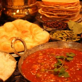 印度料理シタールのお取り寄せ