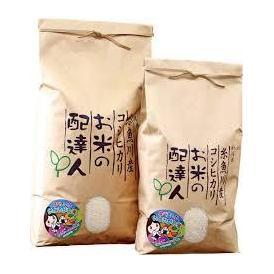 令和2年 新潟県糸魚川産コシヒカリ 特別栽培米 白米  5kg