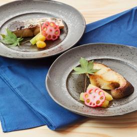 銀たら・金目鯛・天然ぶり・しまあじ・天然鯛・鰆・全て国産の吟味された魚を使用しています。