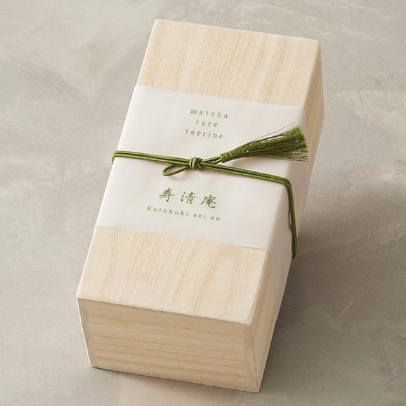 東京浅草 寿清庵 宇治抹茶レアテリーヌ03
