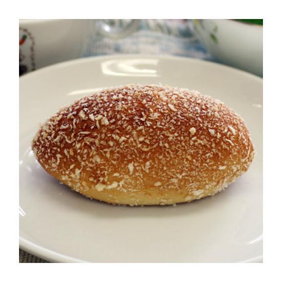 【焼きカレーパン】生地は薄め、程よい辛さのノンフライカレーパン。おいしさとヘルシーさがウリです01