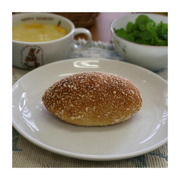 【焼きカレーパン】生地は薄め、程よい辛さのノンフライカレーパン。おいしさとヘルシーさがウリです03