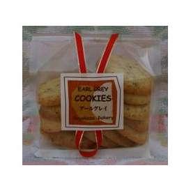 【アールグレイクッキー】手づくりクッキーです♪