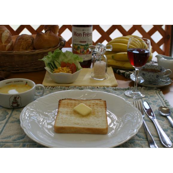 【角型食パン(1斤)】食パンは、なんといっても生地が命!トランス脂肪酸フリー 厳選素材の正統派王道食パン(1個約380g)02