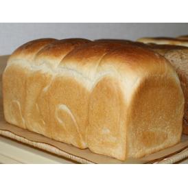 【天然酵母山形食パン(1斤)】3斤型焼成で1斤量の販売になります。