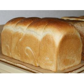 【天然酵母山形食パン(1斤)】2斤型焼成で1斤量の販売になります。