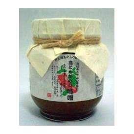 島とんがらし味噌(お徳用) - 内容量:150g