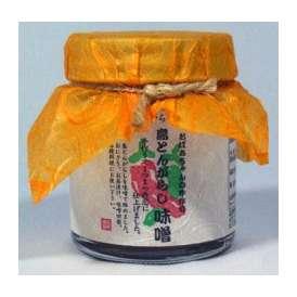 島とんがらし味噌 - 内容量:50g