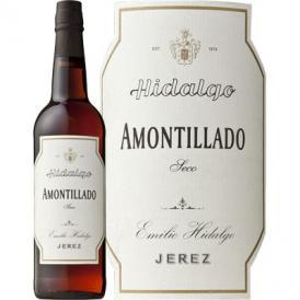 イダルゴ・アモンティリャード Hidalgo Amontillado