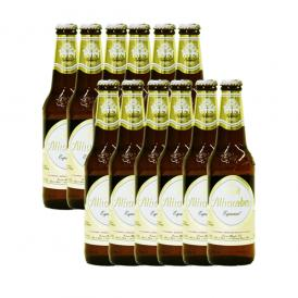 【送料無料】AL-48 アルハンブラ・エスペシャルビール (330ml)12本セット Alhambra Especial 12set
